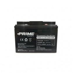 batteria agm 24AH prime